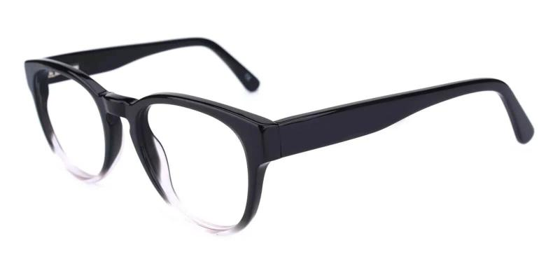 Translucent Aurora - Acetate Eyeglasses , Fashion , SpringHinges , UniversalBridgeFit