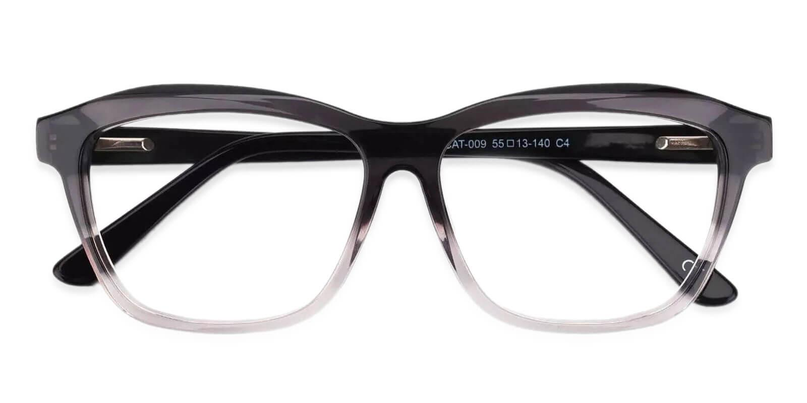 Sonia Translucent Acetate Eyeglasses , SpringHinges , UniversalBridgeFit Frames from ABBE Glasses