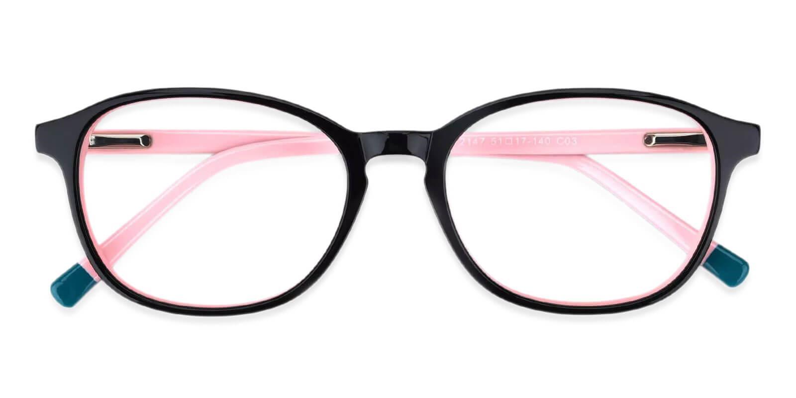 Fogelsville Pink Acetate Eyeglasses , SpringHinges , UniversalBridgeFit Frames from ABBE Glasses