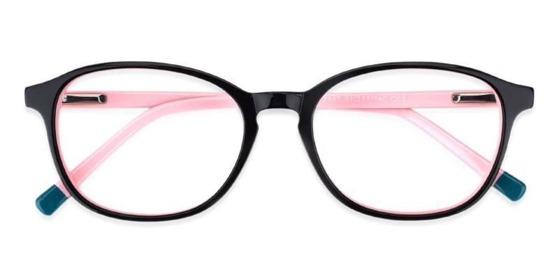 Pink Fogelsville - Acetate Eyeglasses , SpringHinges , UniversalBridgeFit