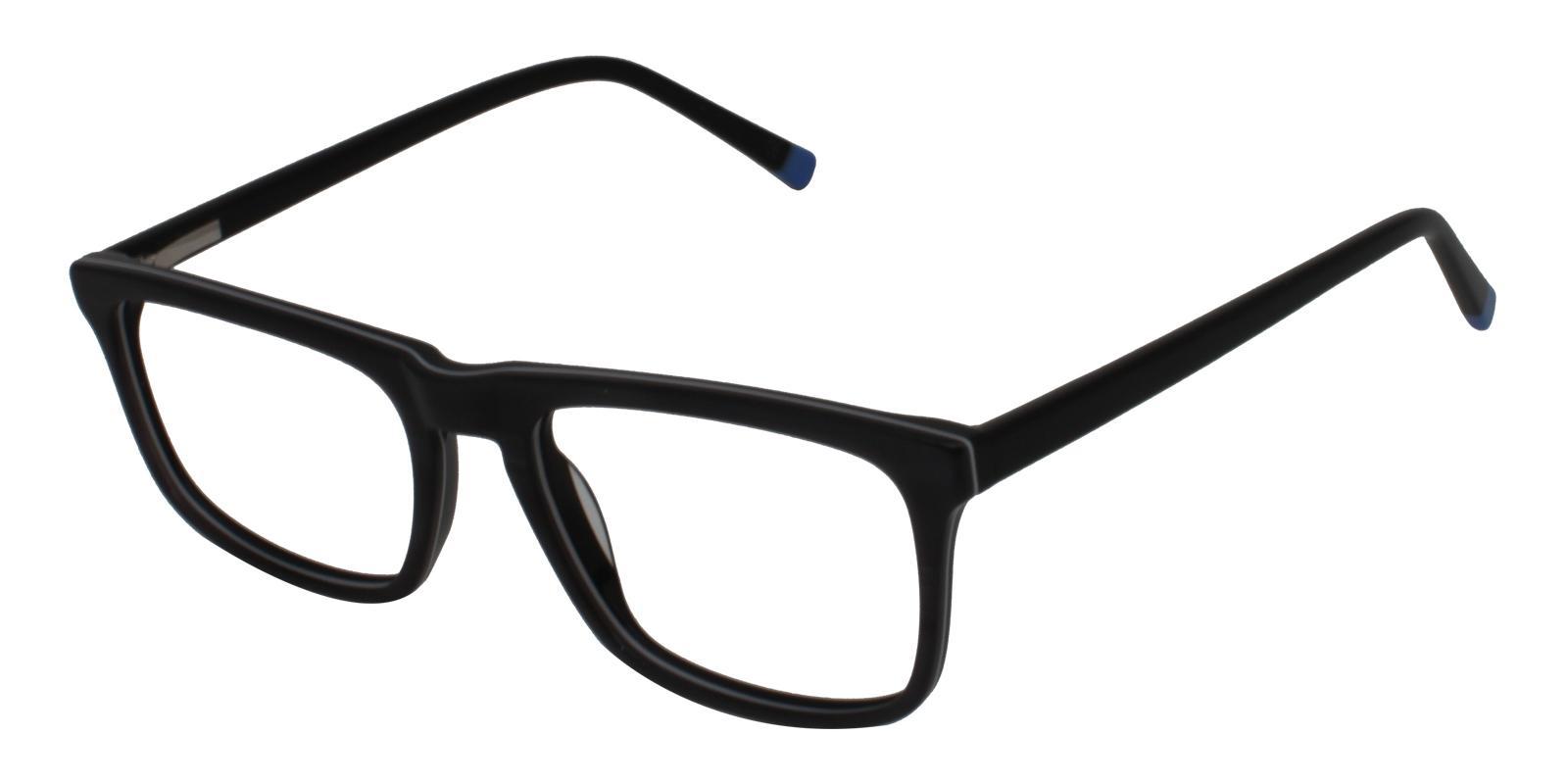 McIntosh Striped Acetate Eyeglasses , Lightweight , SpringHinges , UniversalBridgeFit Frames from ABBE Glasses