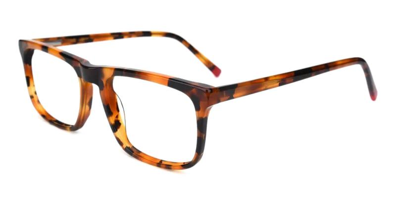 Tortoise McIntosh - Acetate ,Universal Bridge Fit