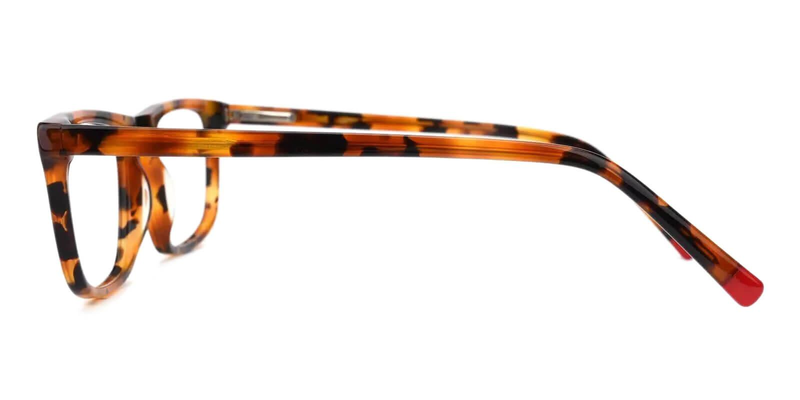 McIntosh Tortoise Acetate Eyeglasses , Lightweight , SpringHinges , UniversalBridgeFit Frames from ABBE Glasses