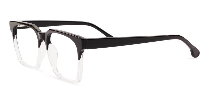 Gilbert - Acetate Eyeglasses , UniversalBridgeFit