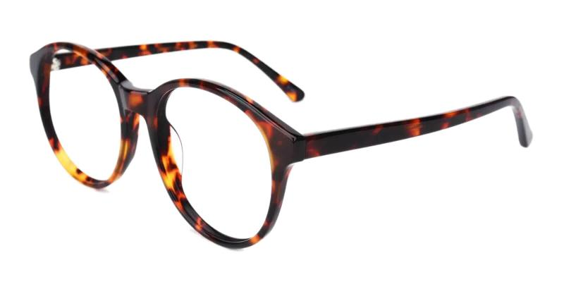 Tortoise Masontown - Acetate ,Universal Bridge Fit
