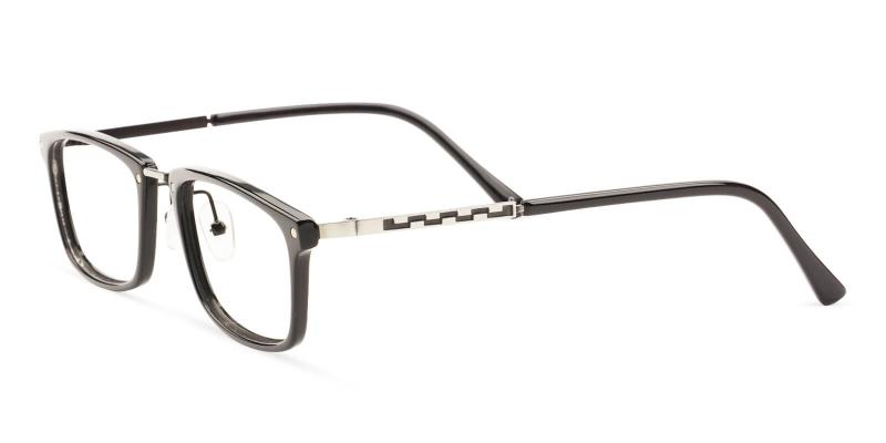 Black Norway - Combination Eyeglasses , NosePads