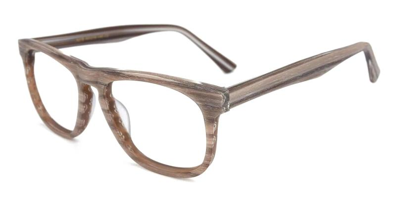 Brown Readsboro - Acetate ,Universal Bridge Fit
