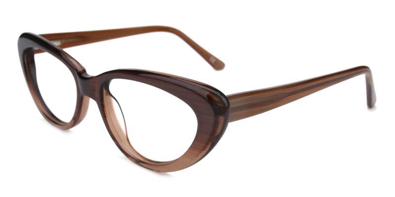 Stella - Acetate Eyeglasses , SpringHinges , UniversalBridgeFit