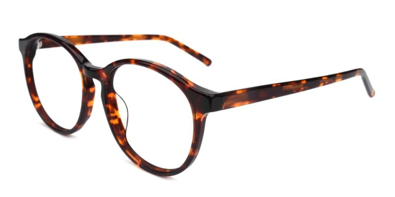 Tortoise Wasco - Acetate ,Universal Bridge Fit