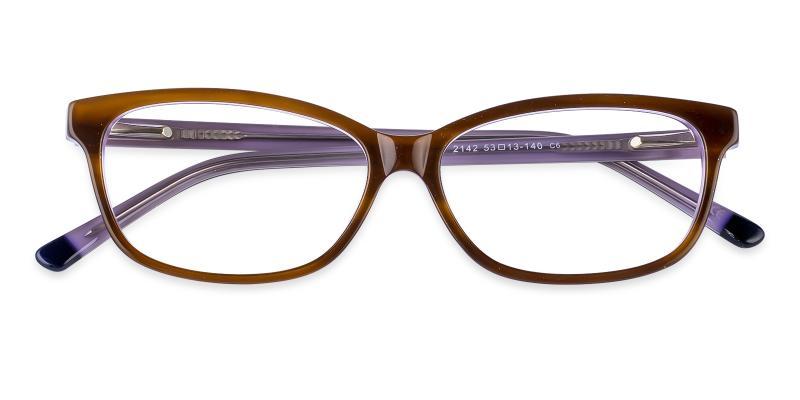 Levant - Acetate Eyeglasses , SpringHinges , UniversalBridgeFit