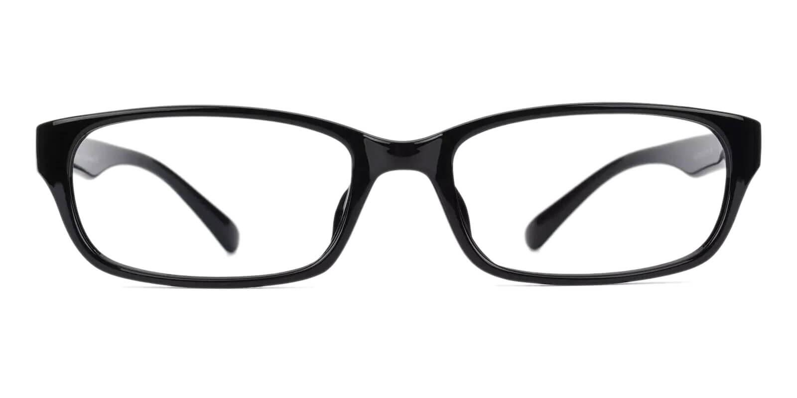 Kids-Gilark Black TR Eyeglasses , UniversalBridgeFit Frames from ABBE Glasses