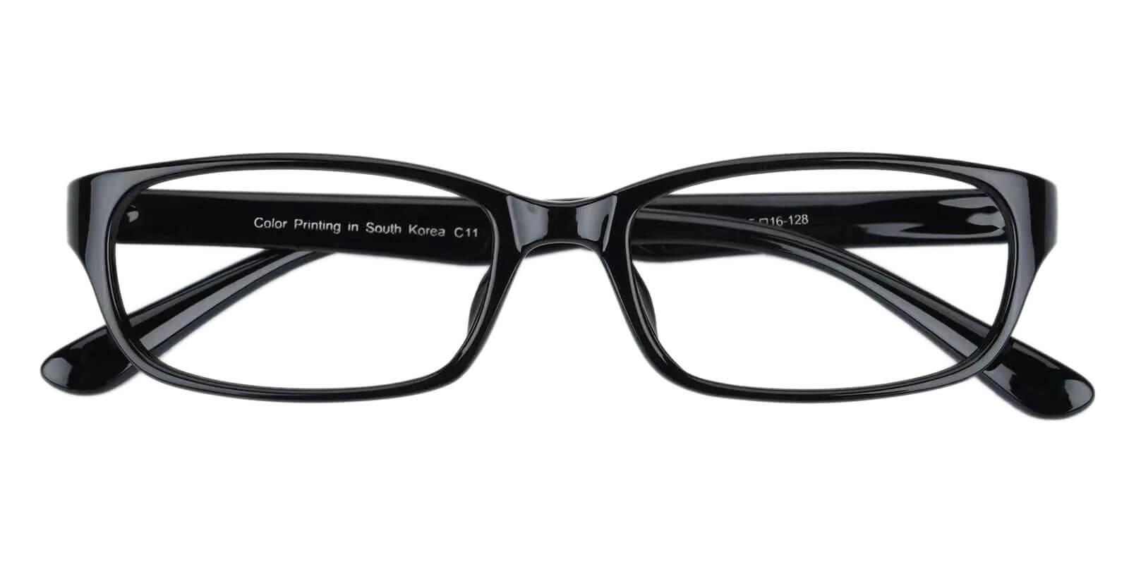 Kids-Gilark Black TR Eyeglasses , UniversalBridgeFit Frames from ABBE Glasses