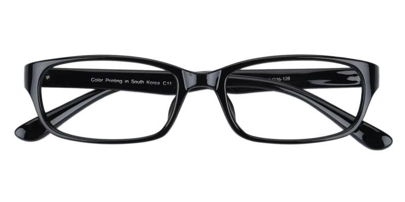 Black Kids-Gilark - TR Eyeglasses , UniversalBridgeFit