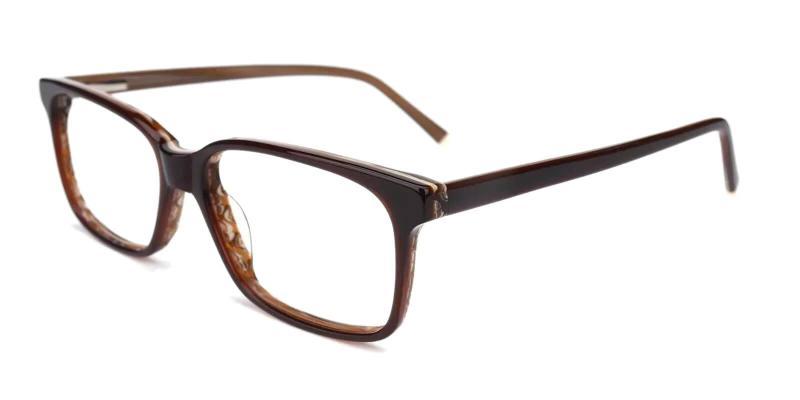 Lochloosa - Acetate Eyeglasses , SpringHinges , UniversalBridgeFit