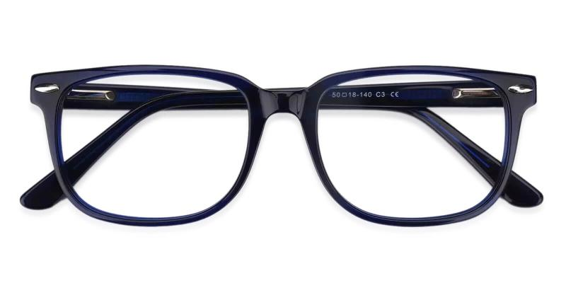 Christy - Acetate Eyeglasses , SpringHinges , UniversalBridgeFit