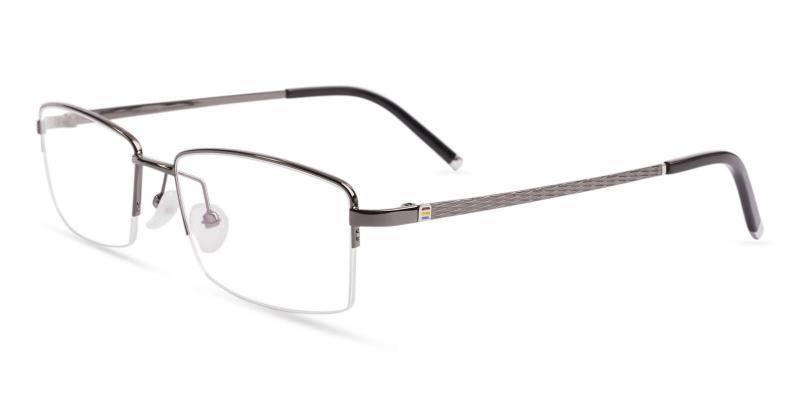 Liam - Titanium Eyeglasses , NosePads