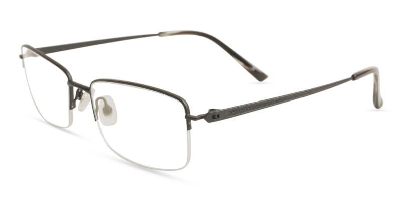 Black Oliver - Titanium Eyeglasses , NosePads
