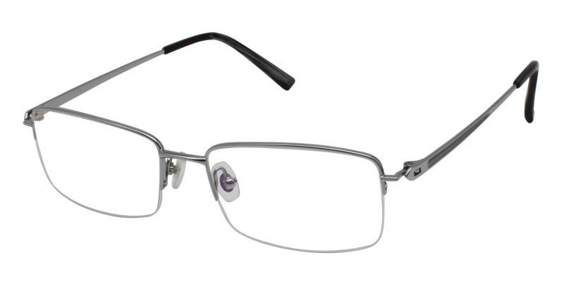 Oliver - Titanium Eyeglasses , NosePads