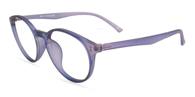 Blue Kids-Sallyards - TR Eyeglasses , UniversalBridgeFit