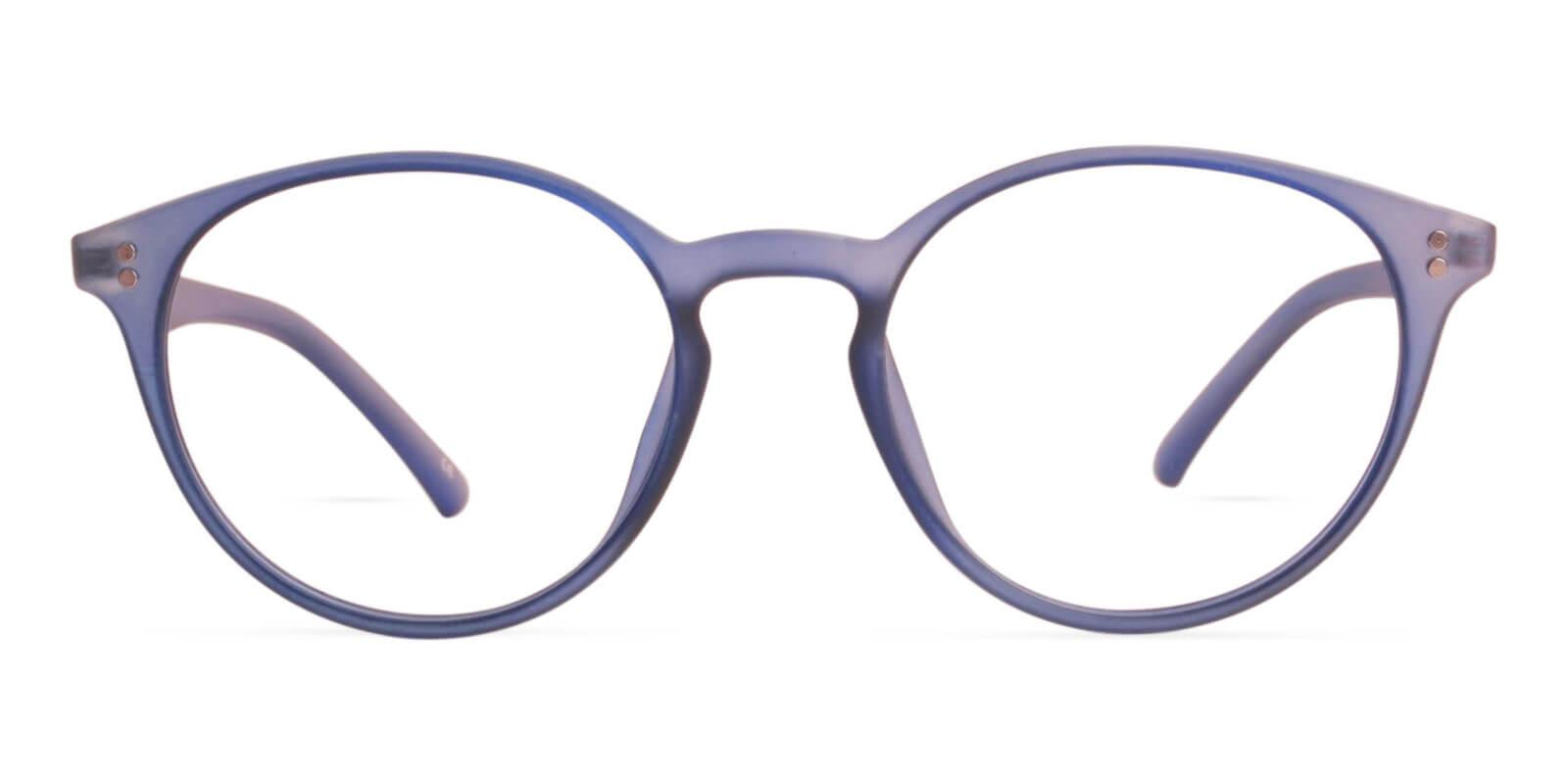 Kids-Sallyards Blue TR Eyeglasses , UniversalBridgeFit Frames from ABBE Glasses