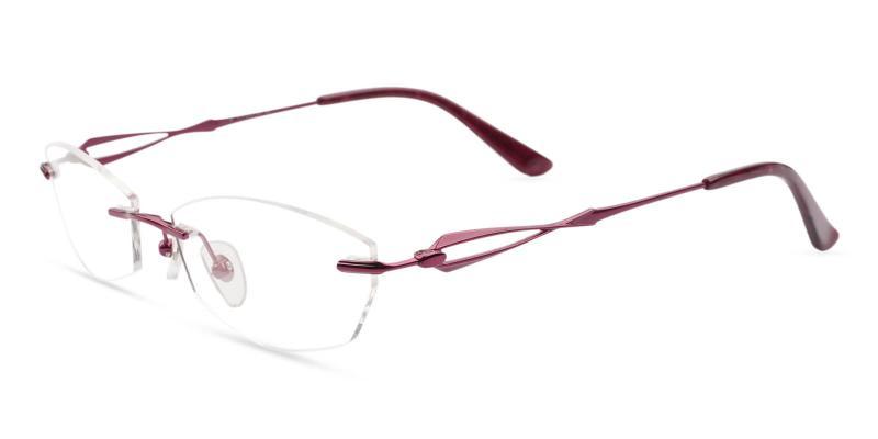 Emma - Titanium NosePads , Eyeglasses