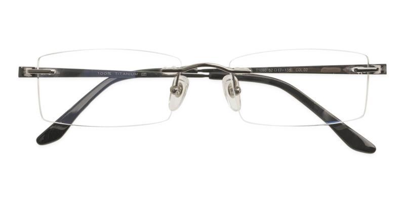 Bens Run - Titanium Eyeglasses , NosePads