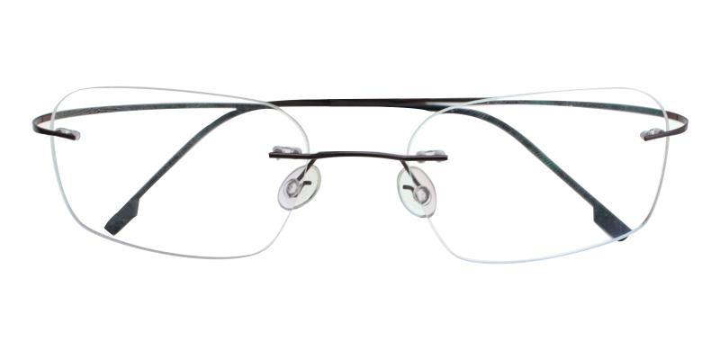 Elijah - Metal NosePads , Eyeglasses