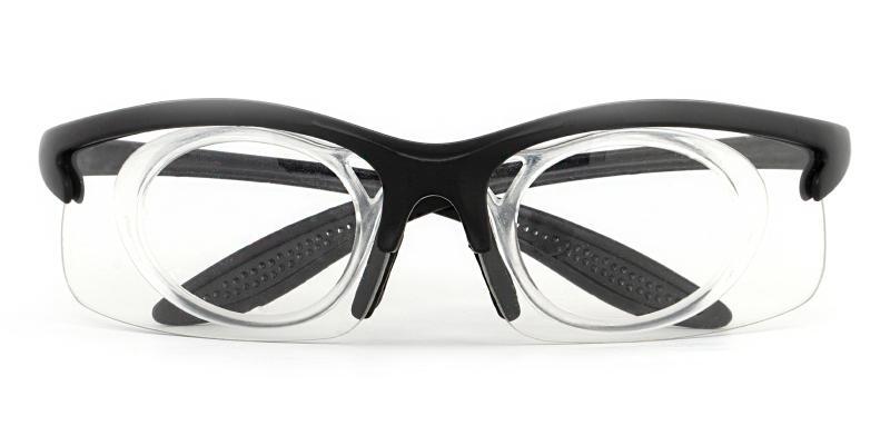 Black Guthrie Center - Plastic SportsGlasses