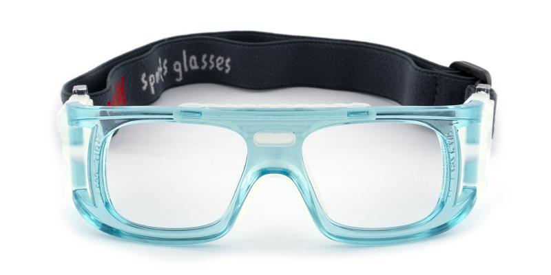 Blue Lock Springs - Plastic SportsGlasses