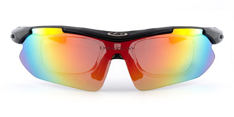 Black Christiansburg - Plastic Eyeglasses , SportsGlasses