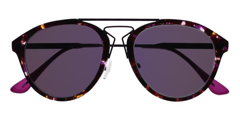Ava - Metal , Combination , TR NosePads , Sunglasses