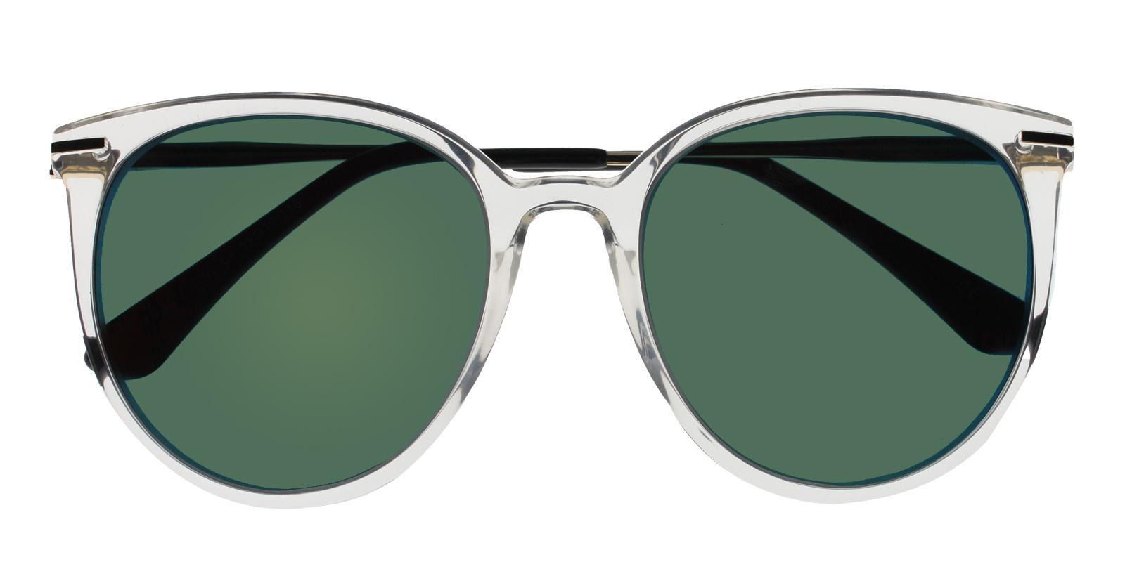 Isabella Translucent Metal , Combination , TR Sunglasses , UniversalBridgeFit Frames from ABBE Glasses