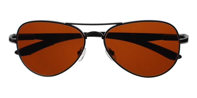 Logan - Metal NosePads , Sunglasses