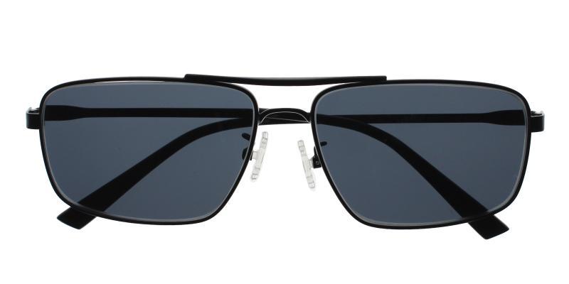 Black Ethan - Metal NosePads , Sunglasses