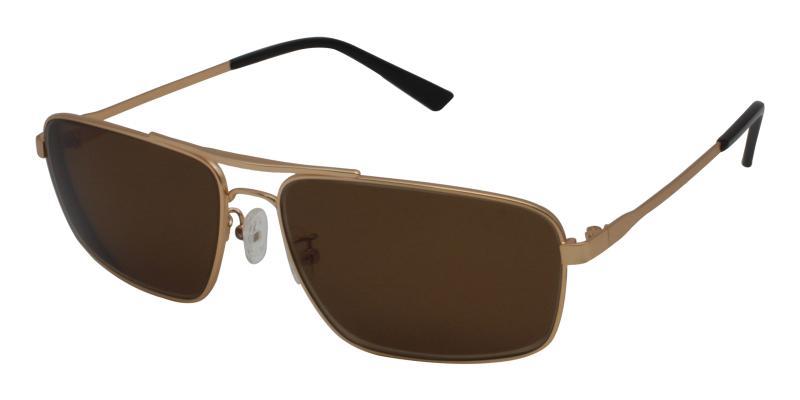 Gold Ethan - Metal ,Sunglasses