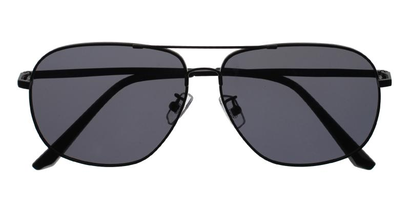 James - Metal NosePads , Sunglasses