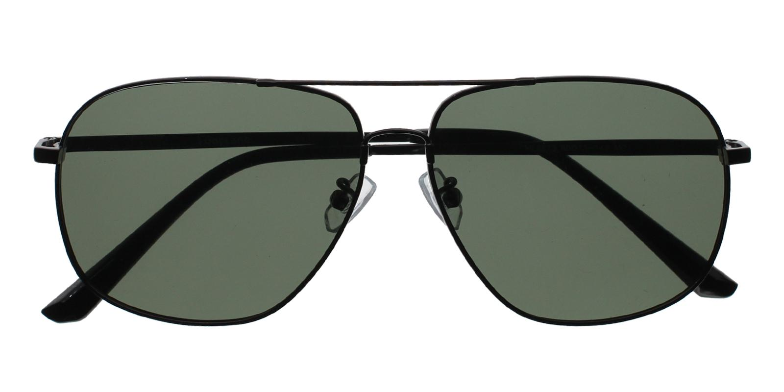 James Gun Metal NosePads , Sunglasses Frames from ABBE Glasses