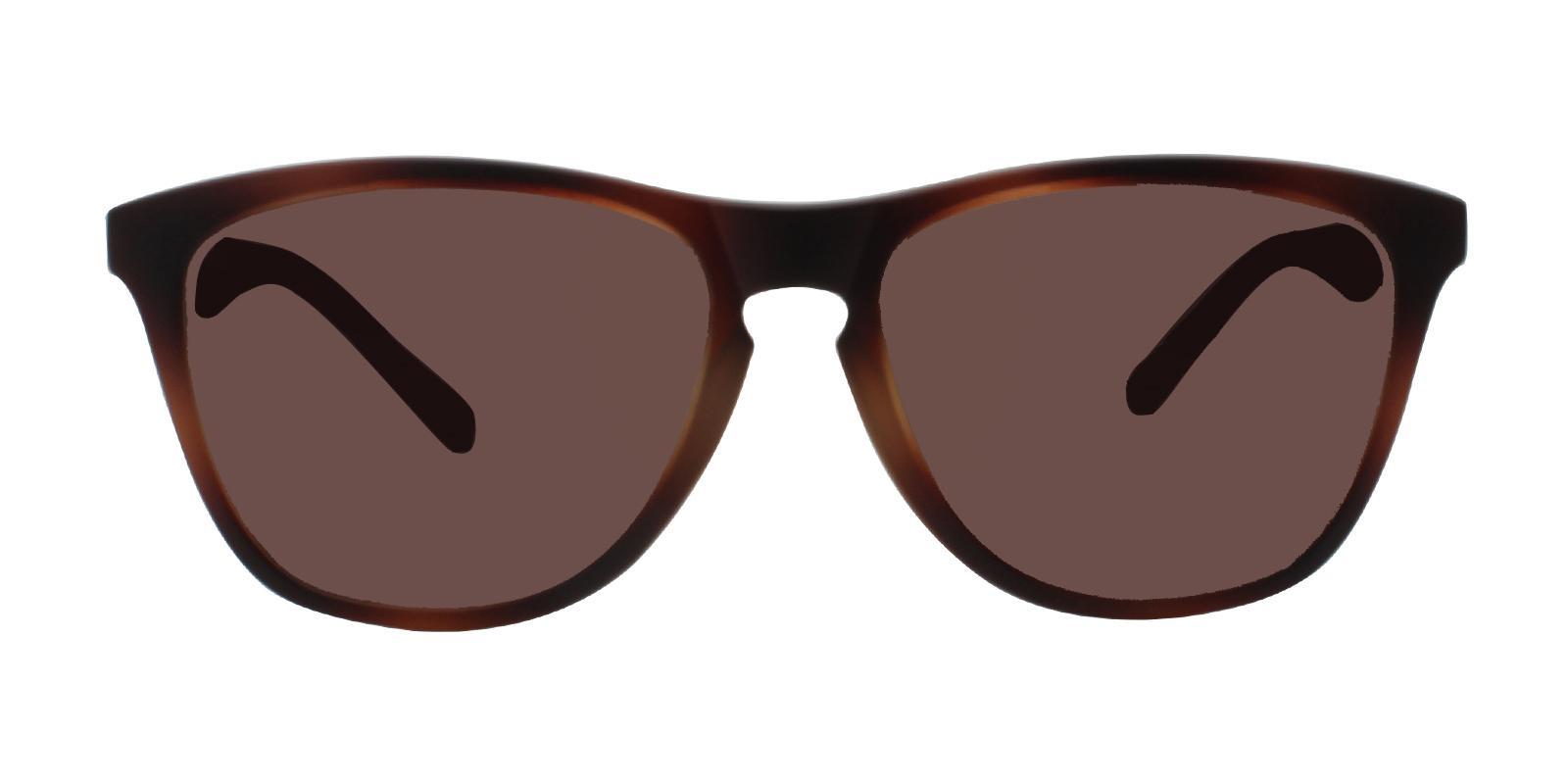 Bentleyville Brown TR Sunglasses , UniversalBridgeFit Frames from ABBE Glasses