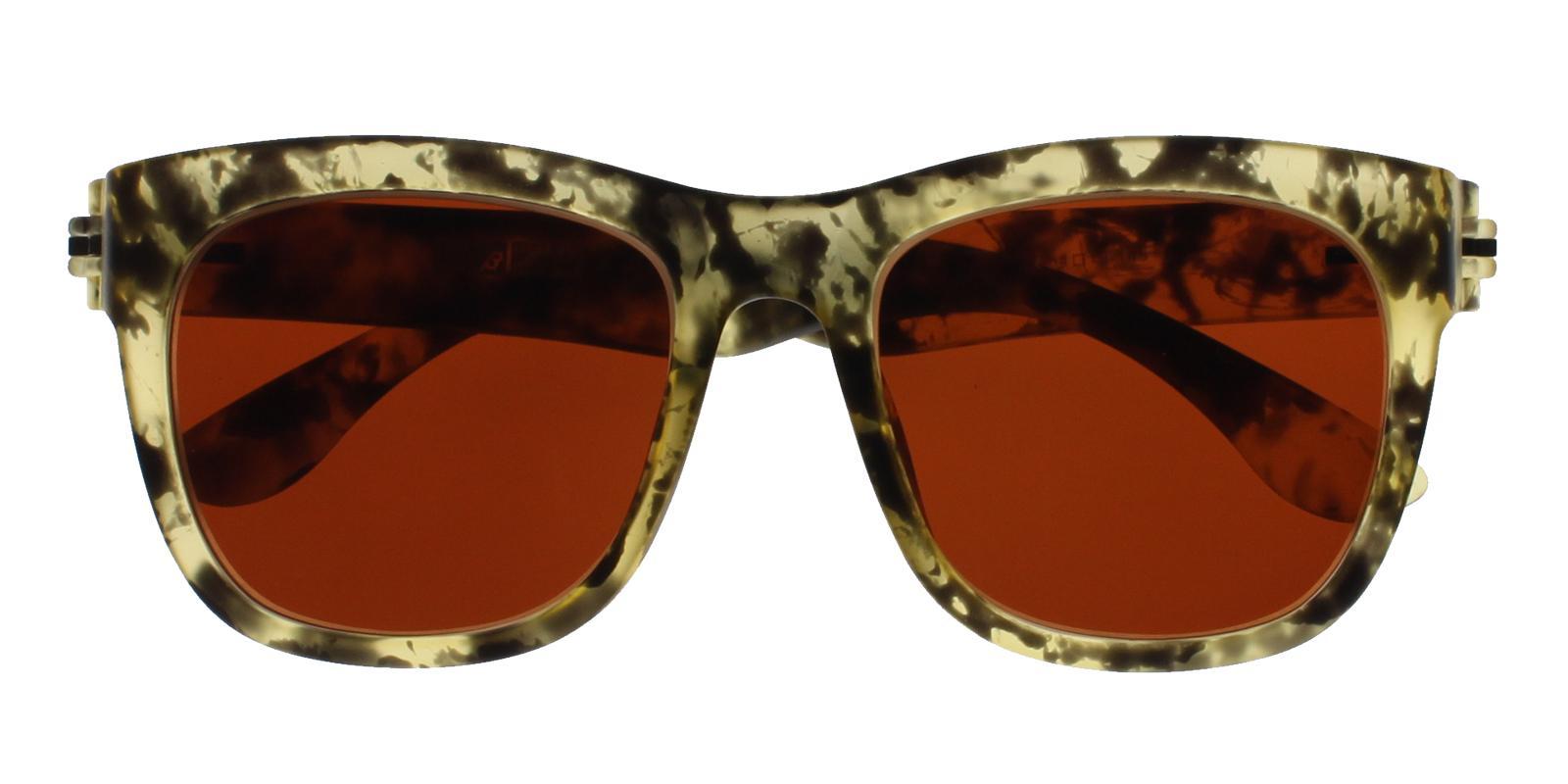 Satsuma Pattern TR Sunglasses , UniversalBridgeFit Frames from ABBE Glasses