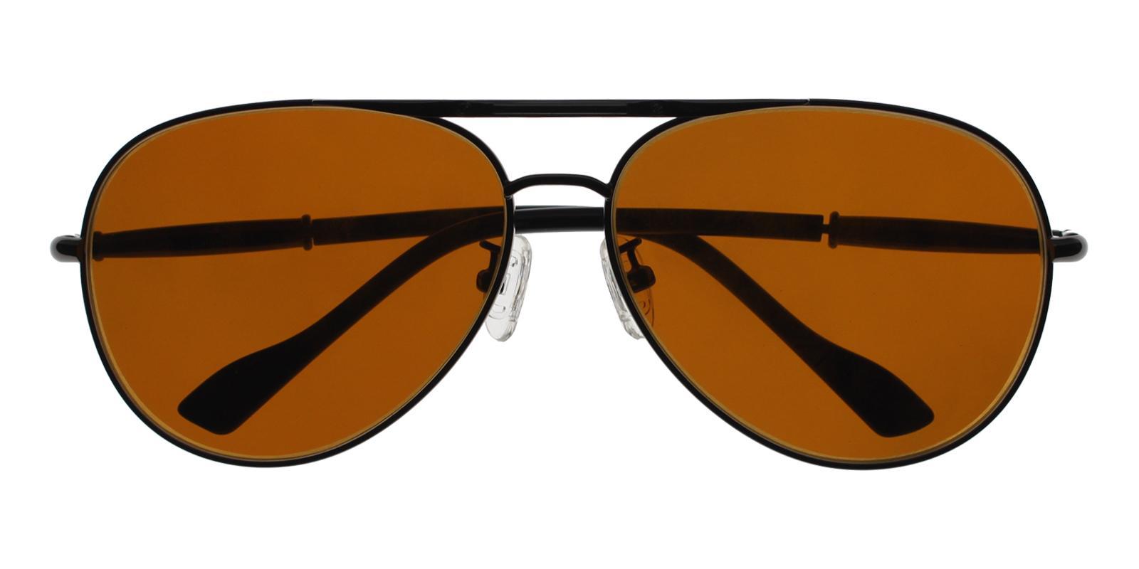 Edie Gun Metal NosePads , Sunglasses Frames from ABBE Glasses