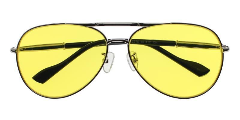 Silver Edie - Metal NosePads , Sunglasses