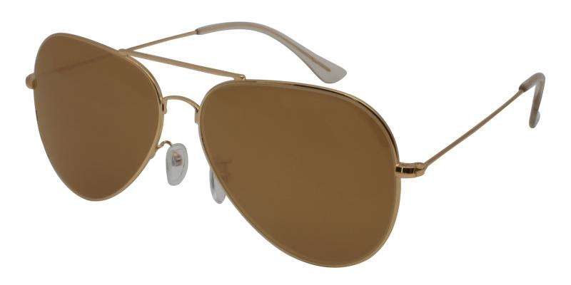 Gold Harbor - Metal Lightweight , NosePads , Sunglasses