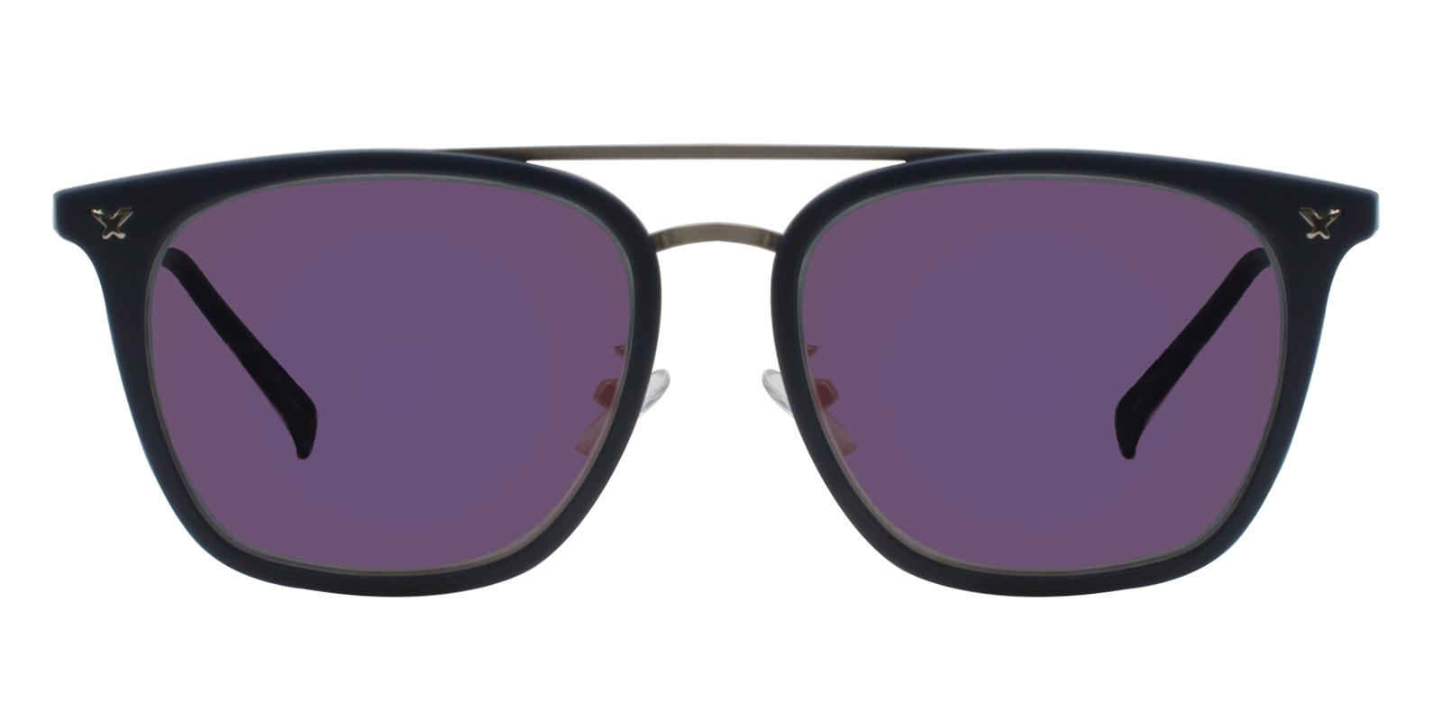 Avery Blue Metal , Combination , TR Sunglasses , NosePads Frames from ABBE Glasses