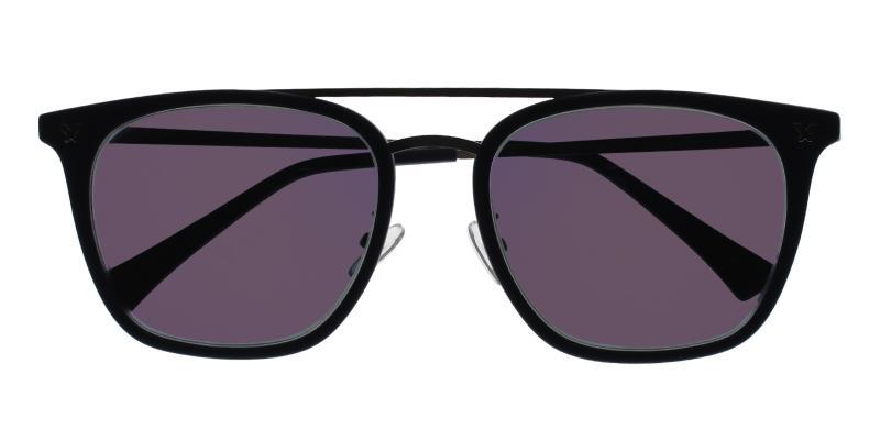 Blue Avery - Metal , Combination , TR Sunglasses , NosePads