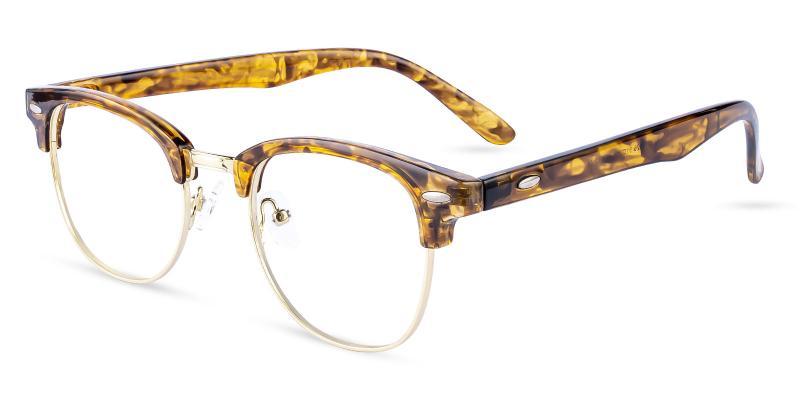 Gold Greeley - Metal NosePads , Eyeglasses