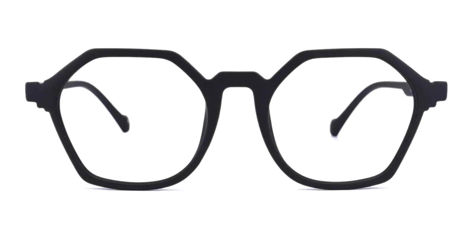Sofia Black TR Eyeglasses , UniversalBridgeFit Frames from ABBE Glasses
