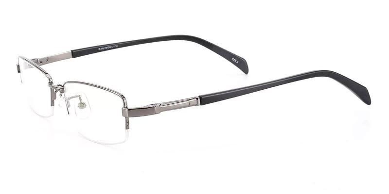 Gun Michael - Metal SpringHinges , Eyeglasses , NosePads