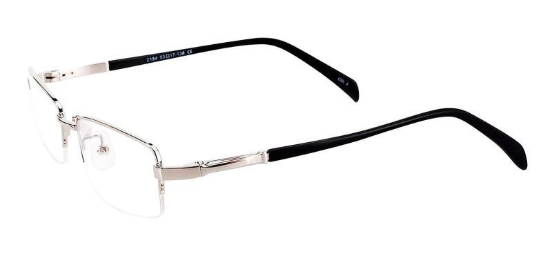 Silver Michael - Metal SpringHinges , Eyeglasses , NosePads
