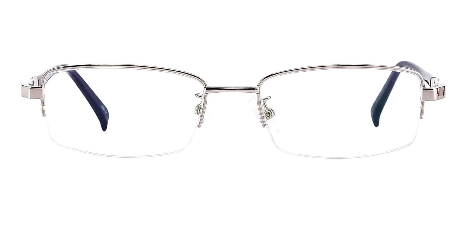 Michael Silver Metal SpringHinges , Eyeglasses , NosePads Frames from ABBE Glasses