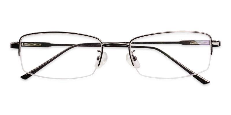 Jacob - Metal Eyeglasses , NosePads